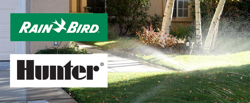 Residential Irrigation Installation Maine